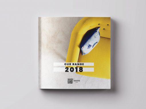 Thorns Catalogue Re-Design