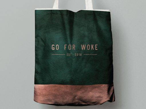 Go for Woke Ethical Branding Package