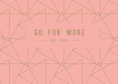 Go for Woke Ethical Branding Package