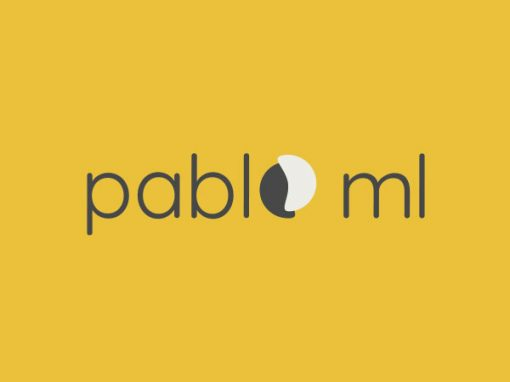 App Branding & Logo for Pablo ML