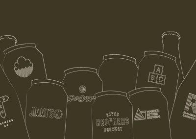 Beer Stork Craft Beer Website Design