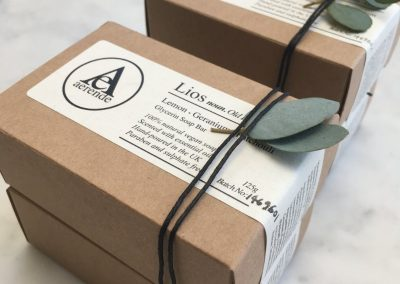 Aerende Sustainable Packaging Design